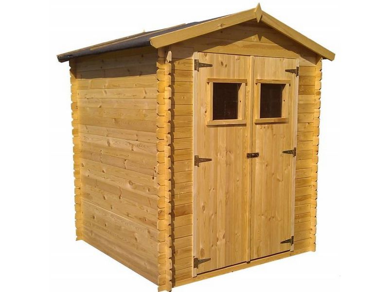Casette da giardino casetta in legno 200x200x218h for Casetta in legno prezzo